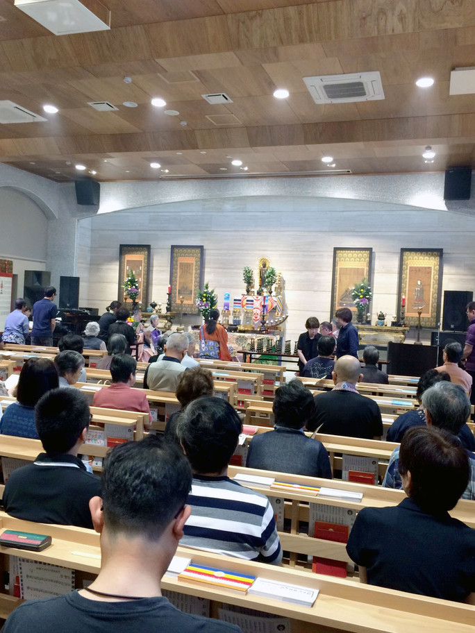 2017(平成29)年度 明耀山光行寺永代経法要を勤修