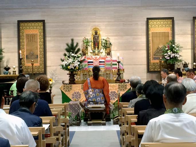 2015(平成27)年度 明耀山光行寺永代経法要を勤修