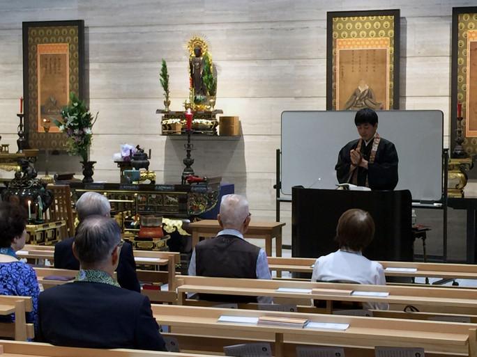 2015(平成27)年度 お寺の日(9月度)を開催