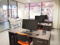 Školení - počítačová místnost malá