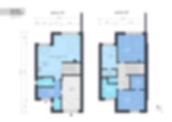 Borek, České Budějovice, rodinný, dům, komfort, vila, bydlení, prodej, novostavba, byt, moderní, půdorys