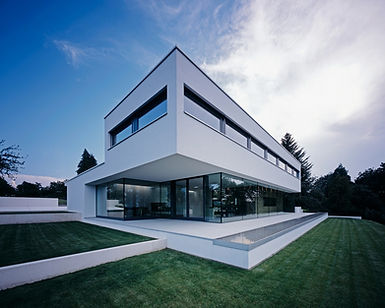 Troja, Vila, funkcionalismus, moderní, dům, villa