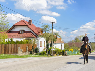 Původní obec - Kodetka, Hlincová Hora, České Budějovice