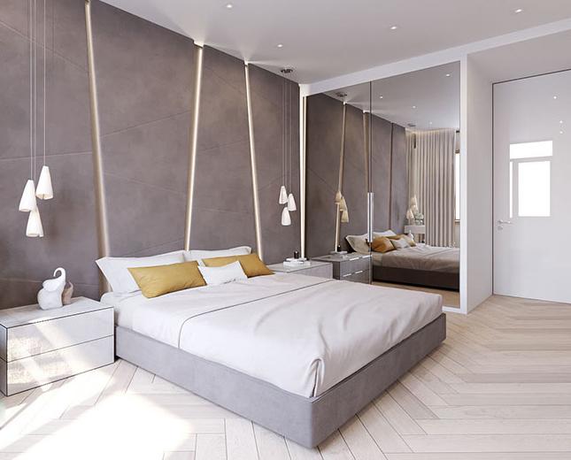 Borek RD Klasik ložnice