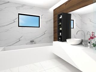 Borek RD Komfort koupelna