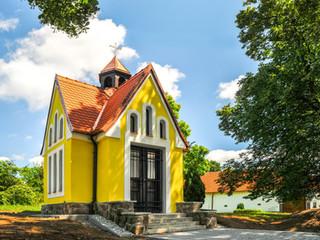 Kaple - Kodetka, Hlincová Hora, České Budějovice