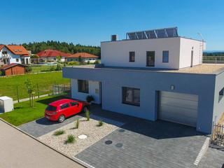 Domy a ulice - Kodetka, Hlincová Hora, České Budějovice