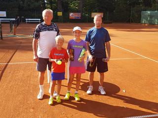 Tenisové kurty Borek