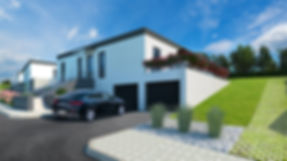 Kodetka, Hlincová Hora, České Budějovice, stavba, novostavba, výstavba, vila, koupit, prodej, dům, byt, nemovitost, LUX, garáž