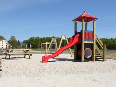 Dětské hřiště Borek