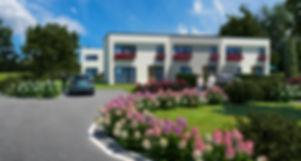 Borek, České Budějovice, rodinný, dům, klasik, vila, bydlení, prodej, novostavba, byt, moderní, exteriér, řadový