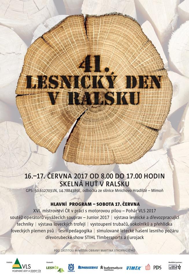 Lesnický den v Ralsku 16.-17. června 2017, Skelná Huť