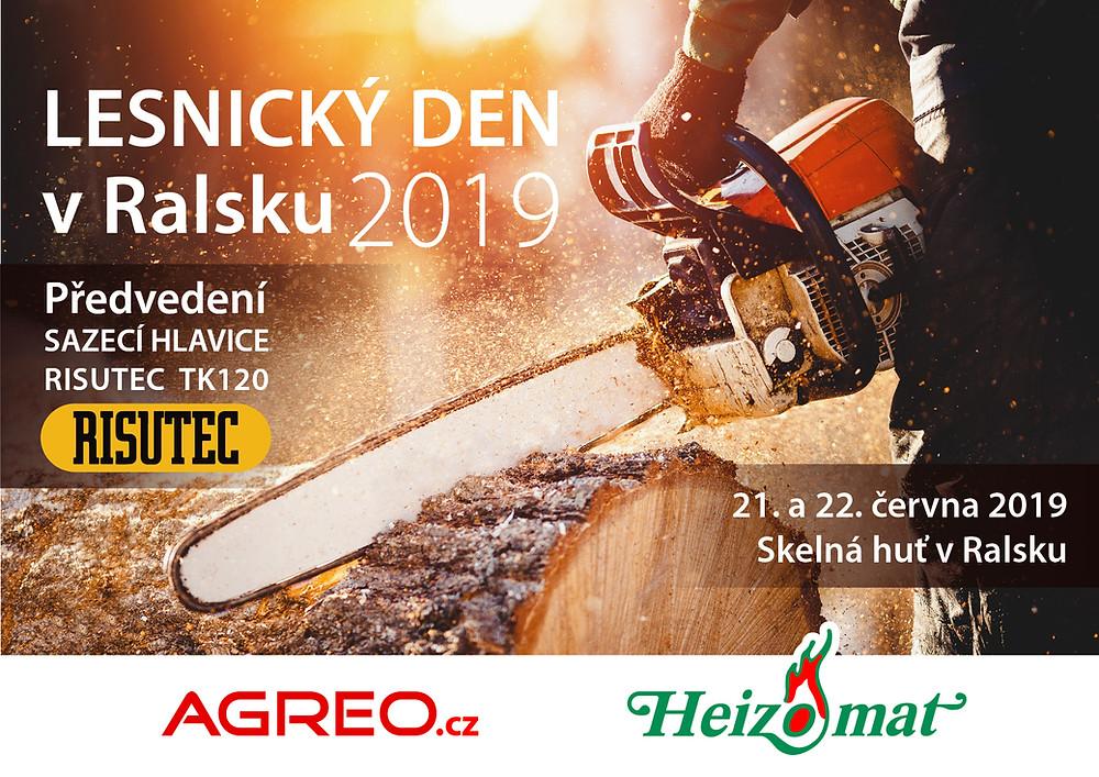 Největší tuzemská lesnická akce, tradičně pořádáná VLS s mistrovstvím ČR v práci s motorovou pilou na Skelné Huti u Mimoně na Liberecku