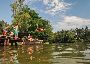 Kodetka - Hlincová Hora, rybník Mrhal