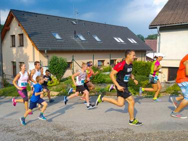Olympijský běh - Kodetka, Hlincová Hora, České Budějovice