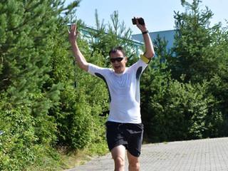 Triatlon na Borku