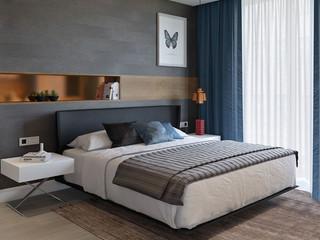 Borek RD Komfort ložnice