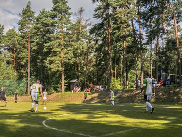 Fotbalové hřiště - Kodetka, Hlincová Hora, České Budějovice