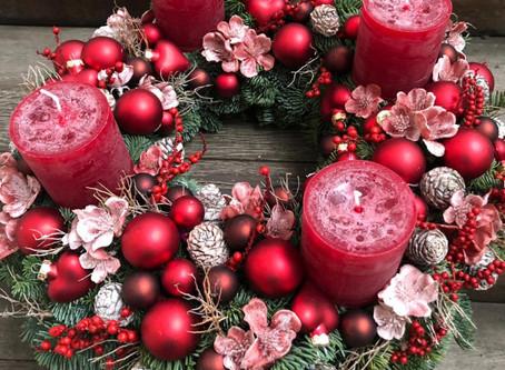 Letošní trendy pro vánoční výzdobu