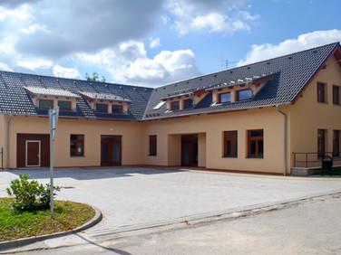 OÚ a MŠ - Kodetka, Hlincová Hora, České Budějovice