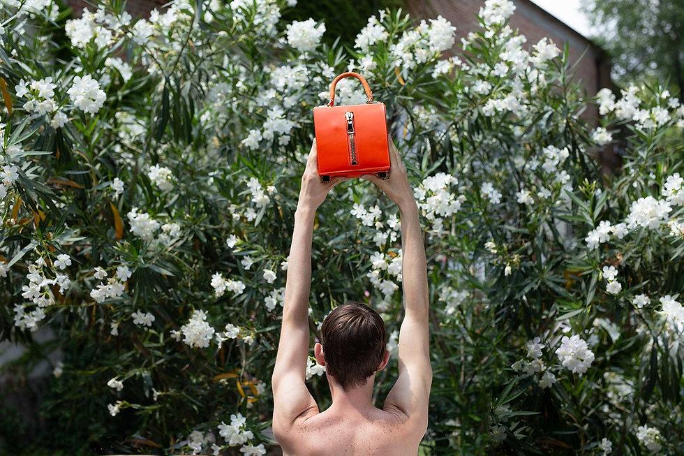 collezione borse di pelle di lusso Lucrezia Kauffmann 2020