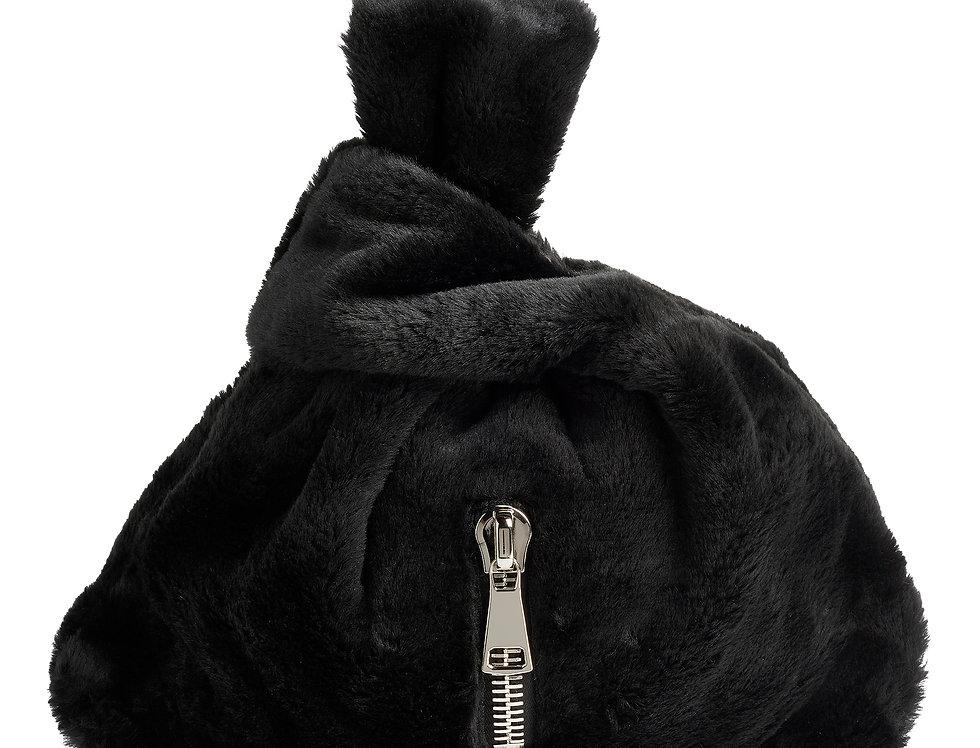 borsa a sacco nera