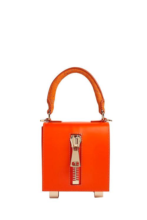 borsetta arancione