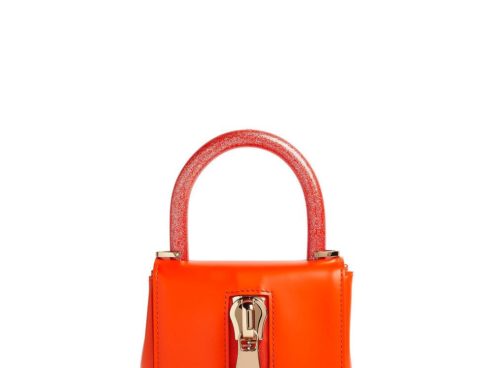 mini borsa arancione