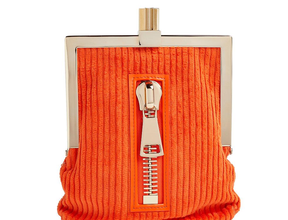 pochette arancione
