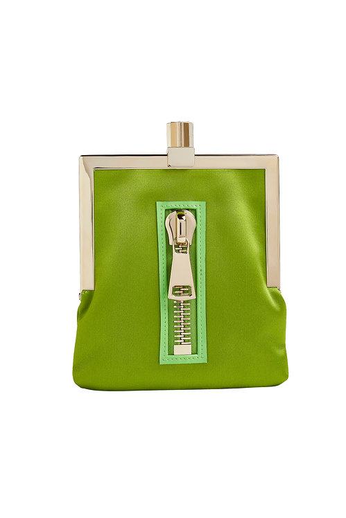 pochette verde