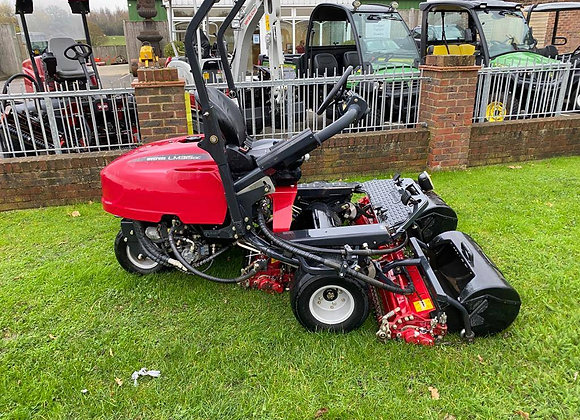 Baroness LM315GC triple mower