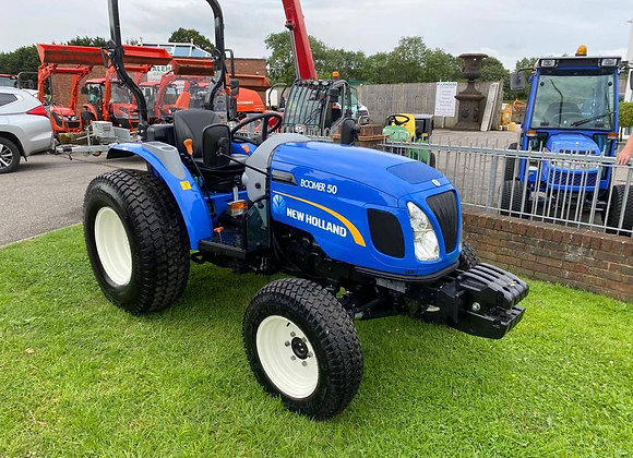 New Holland Boomer 50 compact tractor
