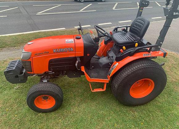 Kubota B3030 Compact Tractor
