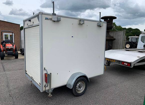 Towmaster CCTV Trailer
