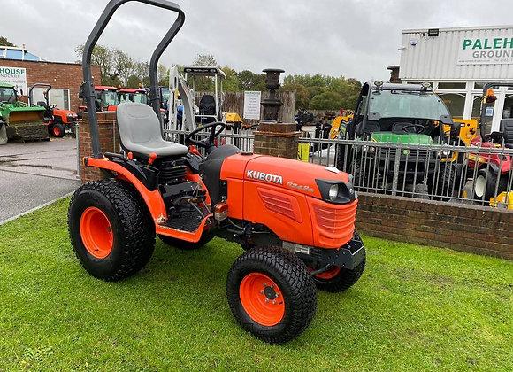 Kubota B2420 4-Wheel Drive Compact Tractor