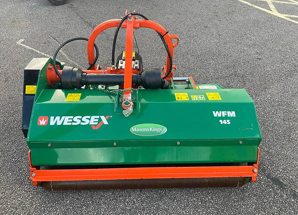 Wessex WFM145 Tractor mounted Flail mower