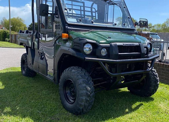 Kawasaki Mule Pro DX 4 wheel drive Utility Vehicle