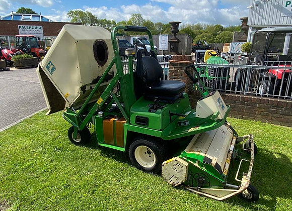 Amazone Profihopper PH125 with augur collector