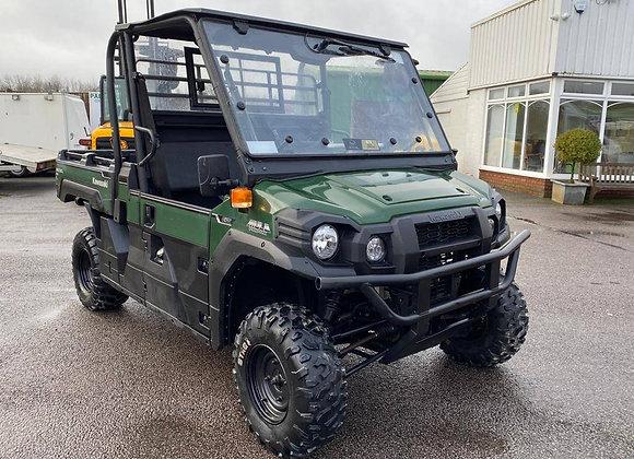 Kawasaki Mule Pro DX diesel utility vehicle