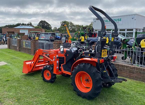 Kubota B2530H Compact Tractor