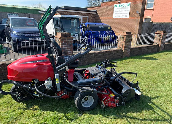 Baroness LM315GC 3-WD triple cylinder mower