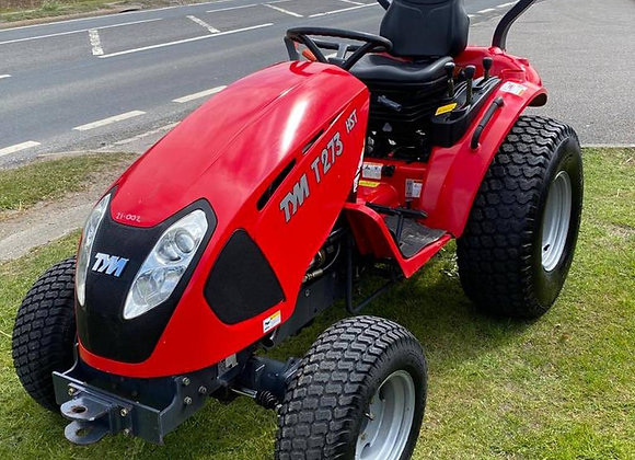 TYM T273 Compact tractor