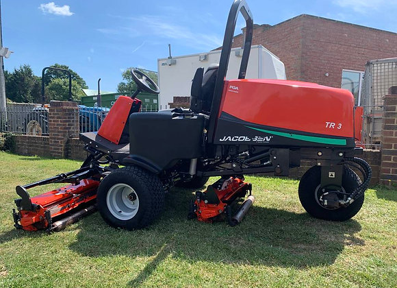 Jacobsen TR3 Triple Cylinder Mower