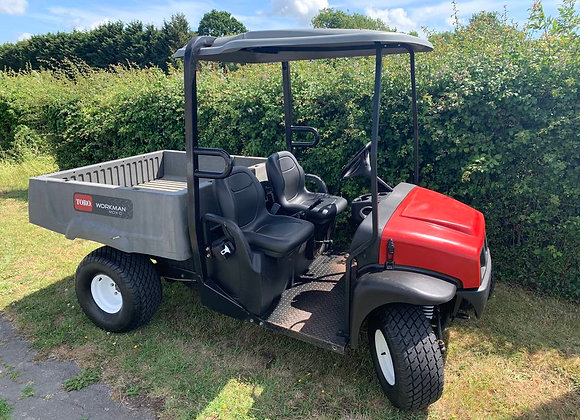 Toro Workman MDX-D Utility Vehicle