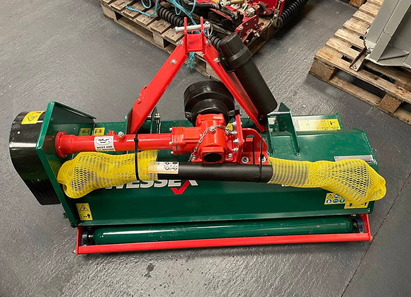 Wessex WFM-125 1.25m Compact Tractor mounted flail mower
