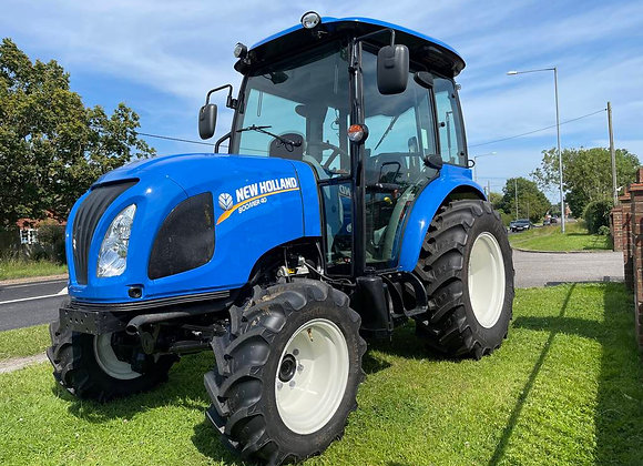 New Holland Boomer 40 compact tractor