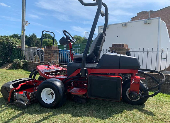 Toro Greensmaster 3250-D Triple Mower