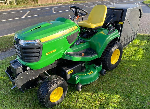John Deere X950 Diesel Ride-On