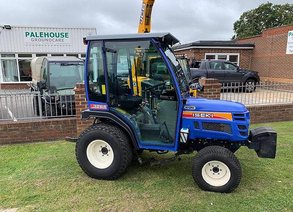 Iseki TM3265 4-Wheel Drive Compact Tractor