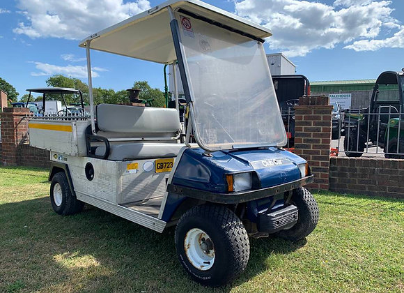 Club Car Carryall Petrol Utility Vehicle
